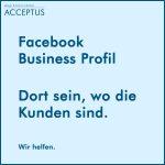 Facebook Firmenpräsenz