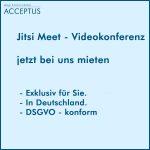 Jitsi Meet – Videokonferenz